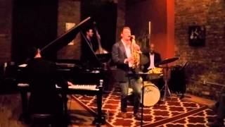 "Dan Rufolo Quartet featuring Billy Drummond- ""Mantis"""