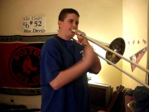 5 Major Scales on Trombone