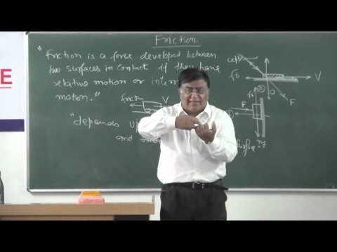 XI-5.5Friction part-1(2014)Pradeep Kshetrapal Physics.mp4