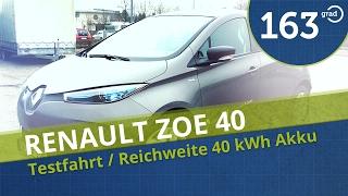 Renault ZOE 40 kWh Bose Edition   Test   Reichweite   Aufladen   Ausstattung    Review 4k