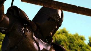 The Paladin Prophecy   Book Trailer