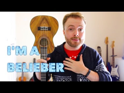 Justin Bieber - Love Yourself (Ukulele Tutorial)