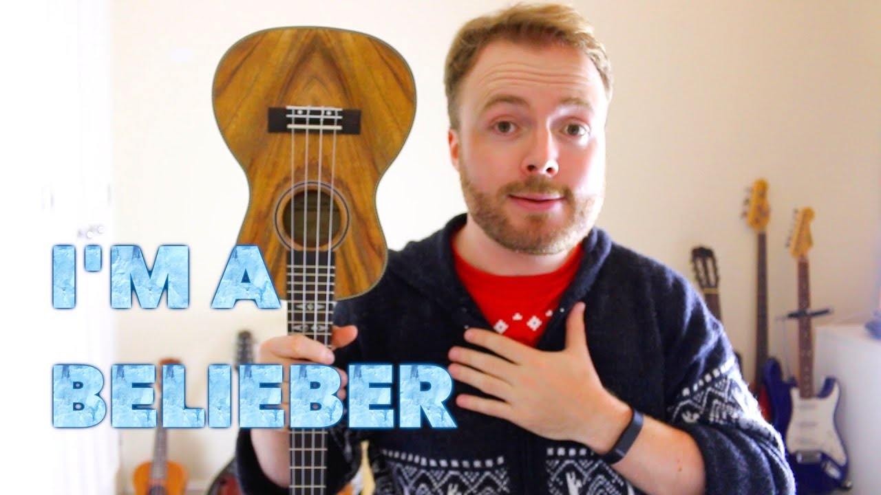 Justin Bieber - Love Yourself (Ukulele Tutorial) - YouTube