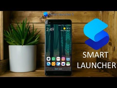 Smart Launcher 5 Review   Minimal & Clean Launcher
