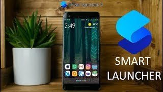Smart Launcher 5 Review | Minimal & Clean Launcher
