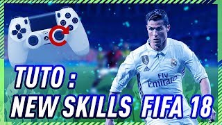 TUTO NOUVEAUX GESTES TECHNIQUE FIFA 18 ( StrOnG ) thumbnail