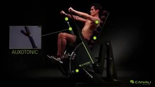 CANALI System Demonstration - Chest Press
