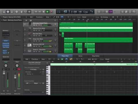 Jumpman - Drake and Future Instrumental Remake (Logic Pro X)