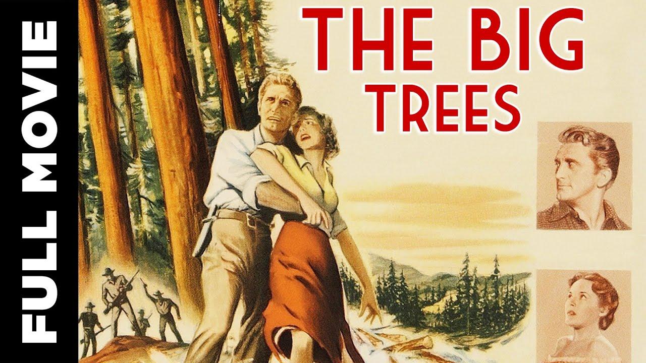 The Big Trees (1952) | Western Romance Film | Kirk Douglas, Eve Miller | Eng Subs