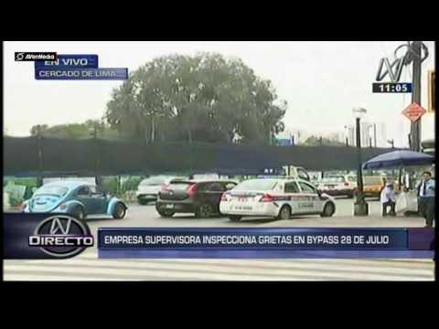 Bypass 28 de julio: funcionario de la Municipalidad de Lima responde