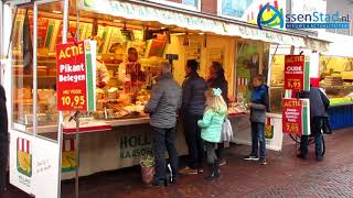 Weekmarkt in Assen