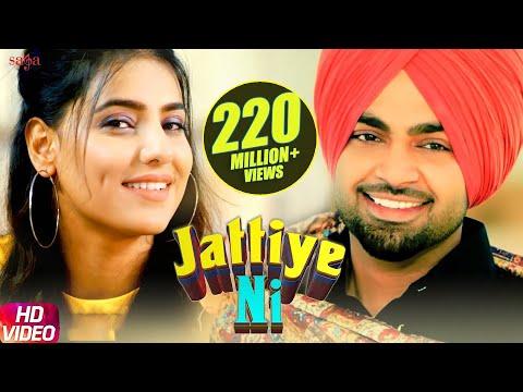 'Jattiye Ni' sung by Jordan Sandhu