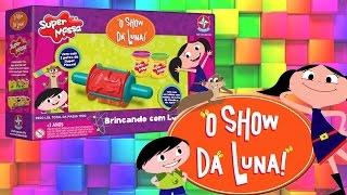 Show da Luna Português - Massinha Play-Doh Luna, Júpiter e Cláudio