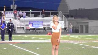Kentucky  National Anthem (Alessia Berries)