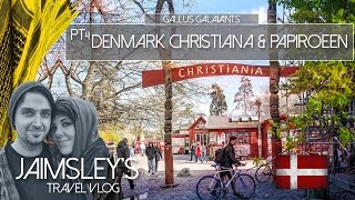 48hrs in Copenhagen (pt 4)  -Christiania & Papirøen Island - Denmark