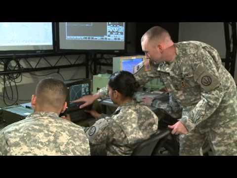 MOS 14H AIR DEFENSE ENHANCED EARLY WARNING SYSTEM OPERATOR