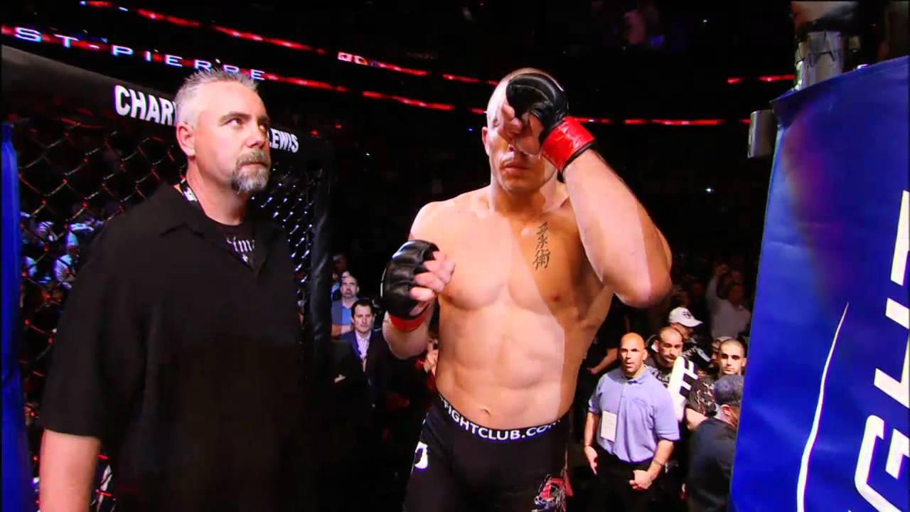 UFC bojovníci randí s celebritami