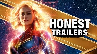 Download Honest Trailers | Captain Marvel Mp3 and Videos