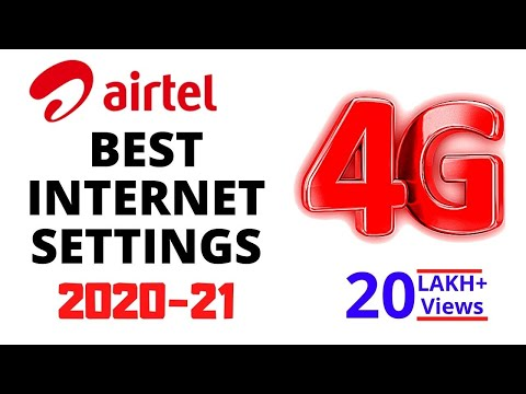 Airtel New APN Setting For Fast Net 2019. 100% Working Internet Trick.apn Setting For Speed Internet