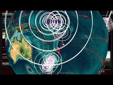 9/06/2018 -- Extremely large M8.1 (M7.8) earthquake strikes deep below West Pacific -- WARNING