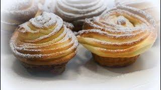 простой и вкусный рецепт пирожное краффины рецепты от валентины / muffin cake recipe