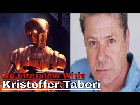 An Interview With Kristoffer Tabori