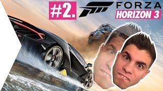TEREPJÁRÓ LAMBORGHINI ! | Forza Horizon 3