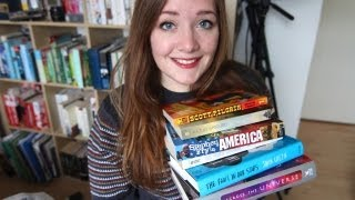 One of booksandquills's most viewed videos: Top 10 Books of 2012.
