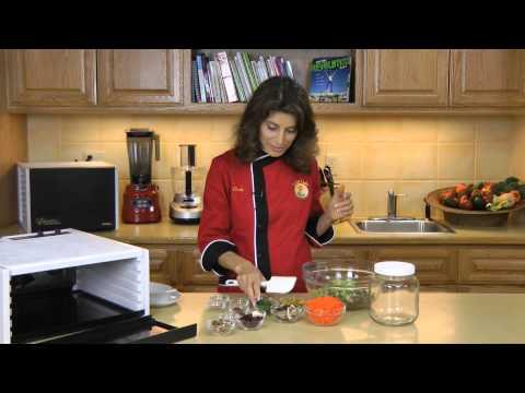 Raw Food Recipe: Holiday Wild Rice Pilaf