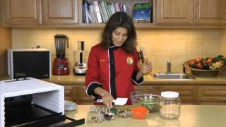 Raw Food Recipe: Holiday Wild Rice Pilaf