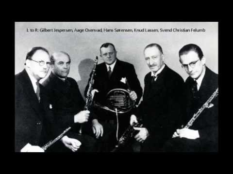 Nielsen: Wind Quintet (played by its dedicatees, 1936)