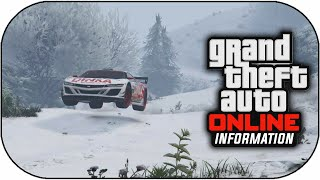 GTA 5 Online SNOW Returns - DLC New Years Snow & More GTA Snow Coming (GTA V Gameplay)