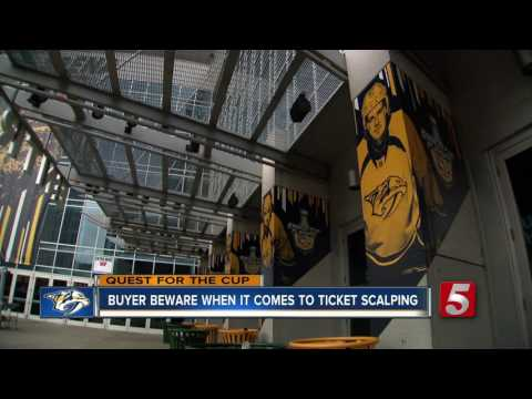 Fans Scammed With Fake Preds Tickets
