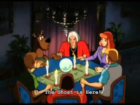 Scooby-Doo: My Top 10 Songs