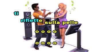 Nino D'angelo A mare oo Karaoke version