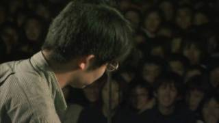 "NUMBER GIRL LIVE 京都大学西部講堂 2002.11.22 Part 6 ""CIBICCOさん"" ""..."