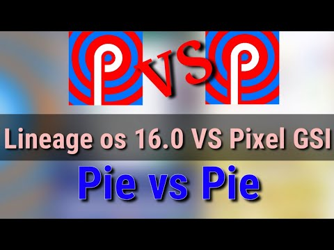 Android Pie SpeedTest: Lineage OS 16 0 VS Pixel gsi - YouTube
