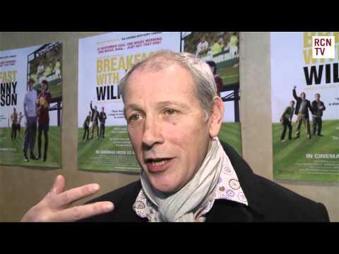 Breakfast With Jonny Wilkinson Premiere Interviews