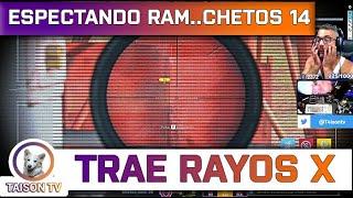 Espectando a Ramdoms #14 Se transforma en Cazando a Chetos en VIVO!! Warzone Vaya Show...