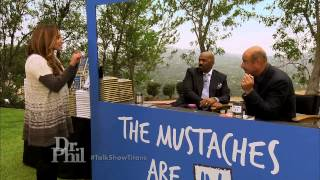 Dr. Phil and Steve Harvey Face Off: Advice Challenge