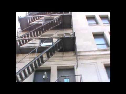 Fire Escape Inspection Load Test Boston MA 866-649-0333 FireEscapeEngineers.com