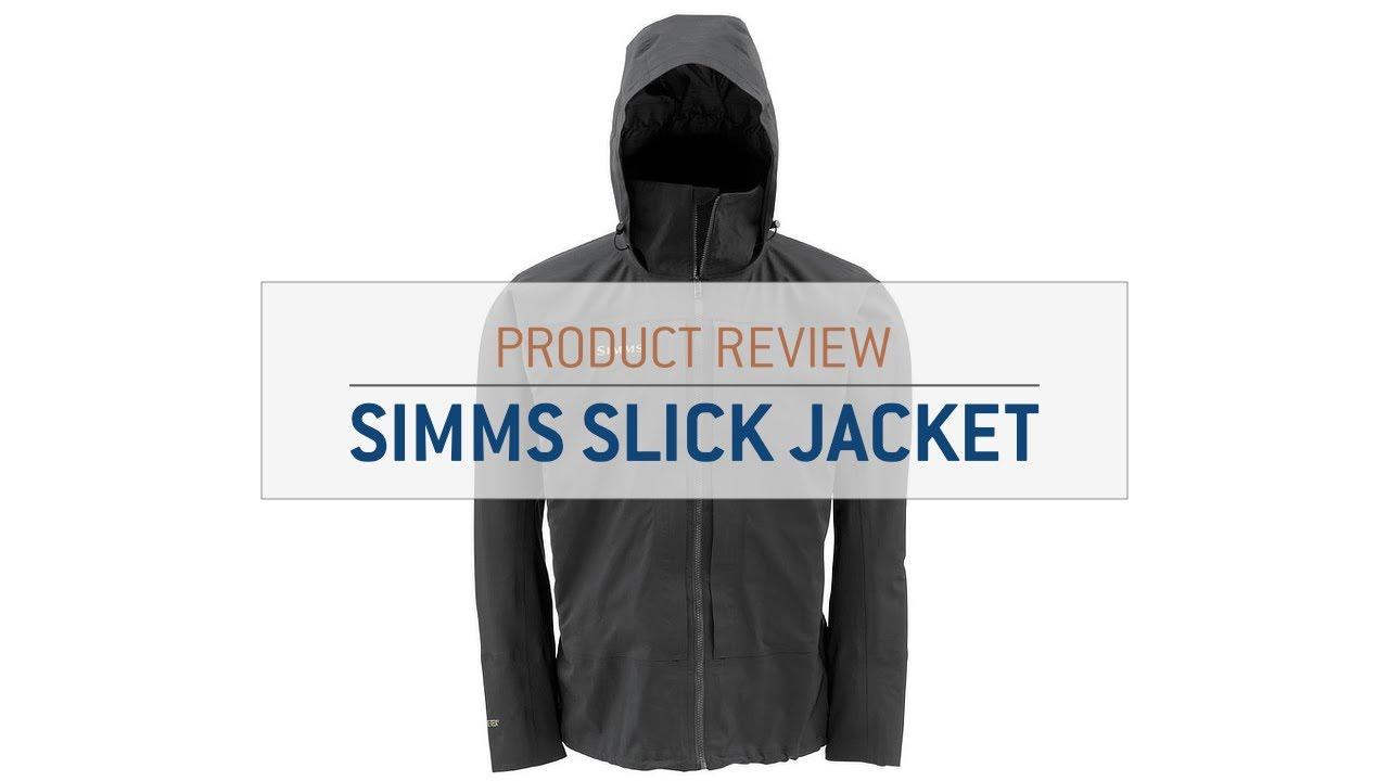 Simms Slick Jacket