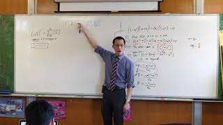 """Binomial Theorem question: """"Coefficient of x³ is double the coefficient of x²"""""""