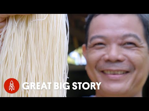 How Noodles Are Made Around the World
