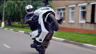 Новый японский скутер за 280 тысяч... Тест-драйв Honda PCX 125