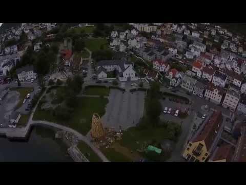 Dji Phantom Vision Bergen Tønneb