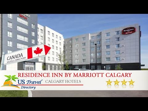 Residence Inn by Marriott Calgary Airport - Calgary Hotels, Canada
