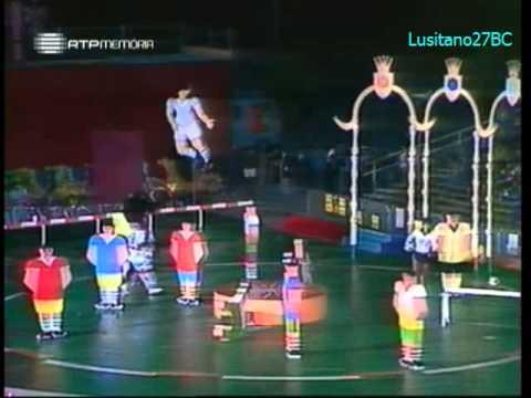 Jogos Sem Fronteiras - 1979 #FINAL - Bordeaux (F) - Jeux Sans Frontières - RTP Memória