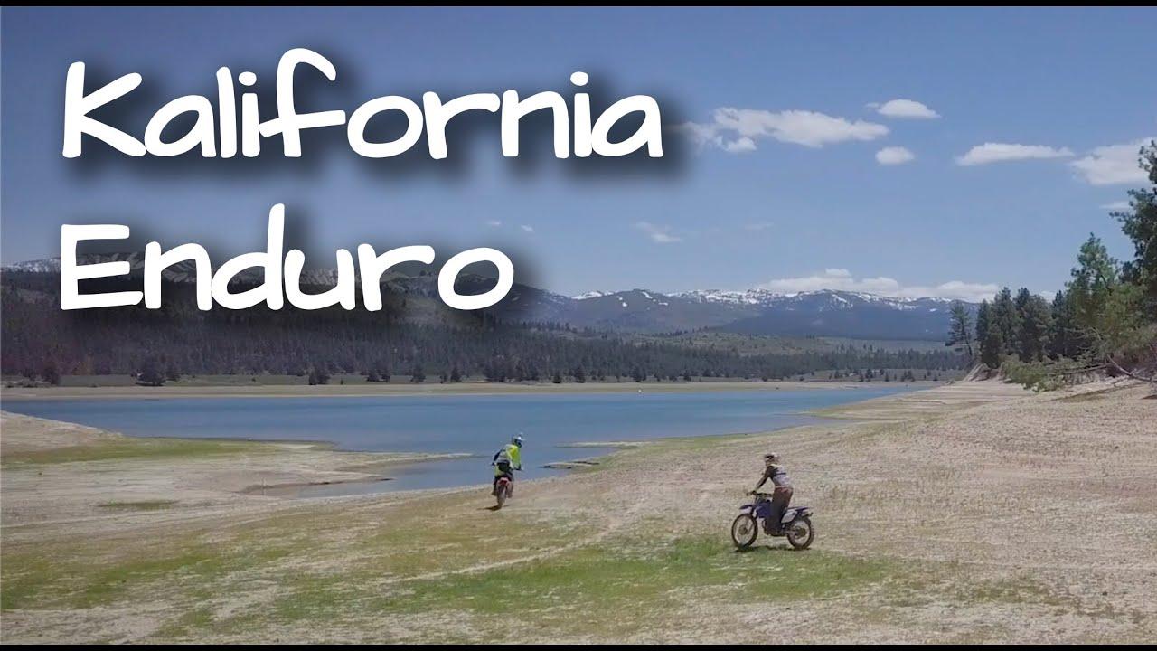 Legalne Enduro w Kalifornii?