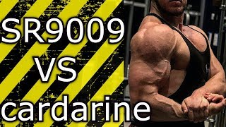 INJECT SR9009 vs Cardarine (gw 50156) Review/Side effects & Results